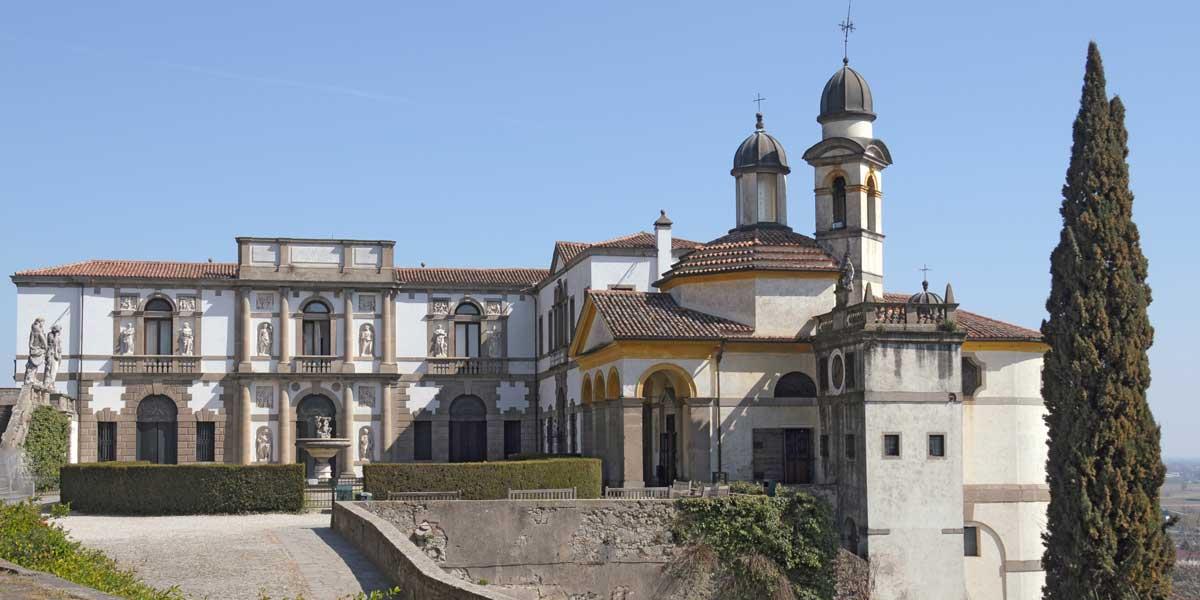 Monselice: Villa Duodo