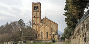 Monselice: Duomo Vecchio - Antica Pieve di Santa Giustina