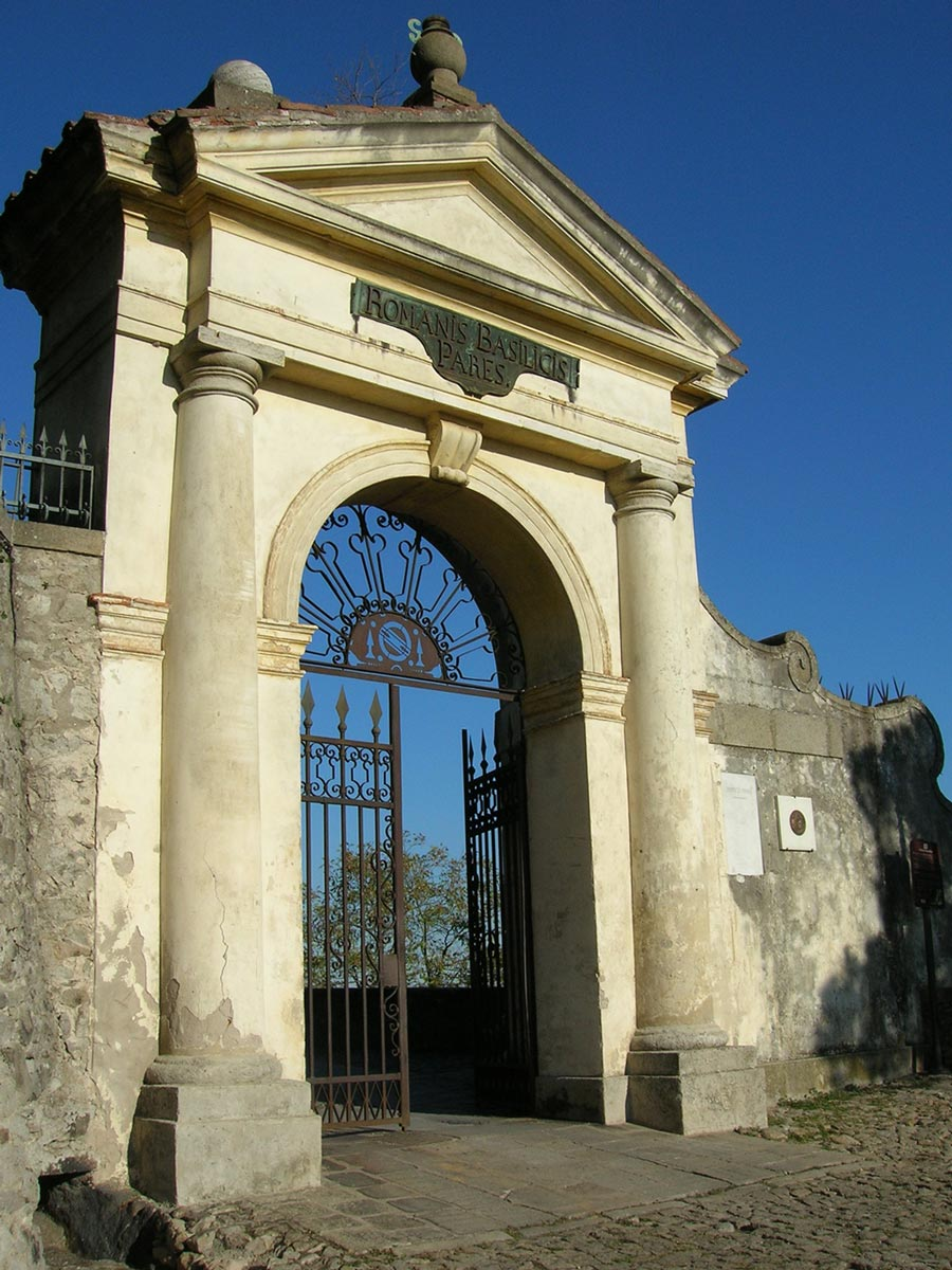 Monselice: Porta romana