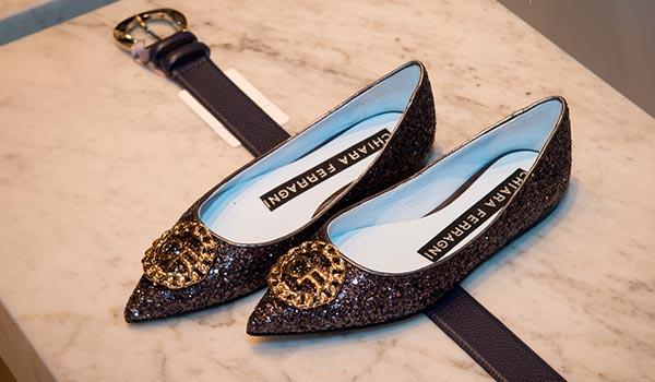 Chiara Ferragni Mod Ballerine Undici Women Shoes Monselice Centro