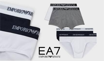 Intimamente EA7 Emporio Armani Uomo Negozio Monselice