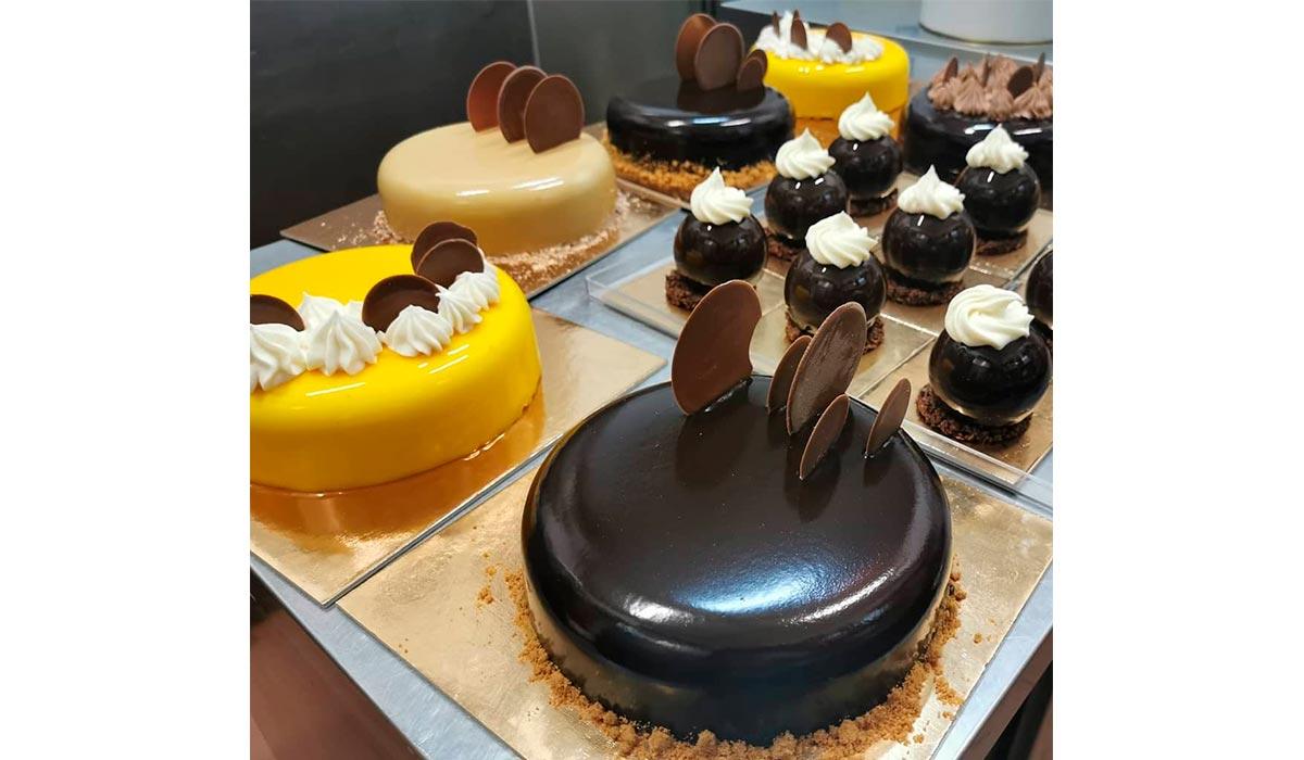 Torte gelato Gelateria Artigianale Dolce Sfizio in centro a Monselice
