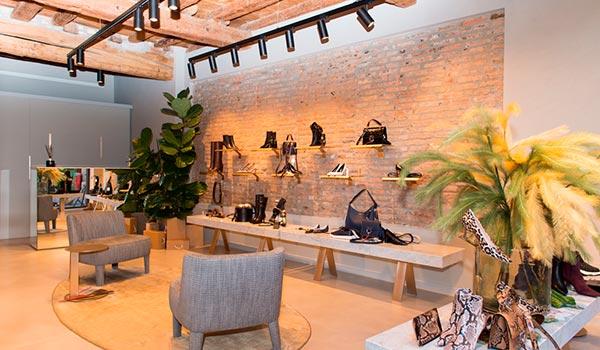Undici Women Shoes Monselice Interno negozio